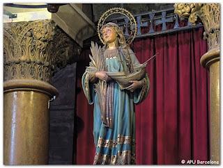 Resultat d'imatges de Santa Madrona