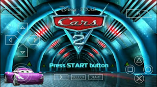 DOWNLOAD CARS 2 ISO PPSSPP FOR ANDROID