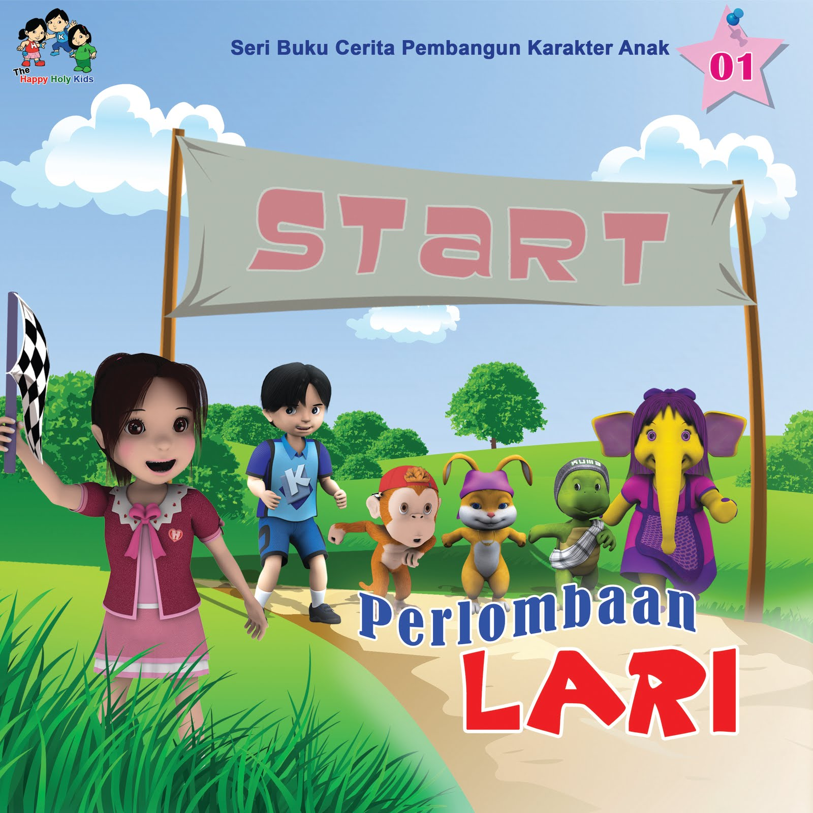Animasi Animasi Buatan Indonesia Yang Keren Abis Yaelahcom
