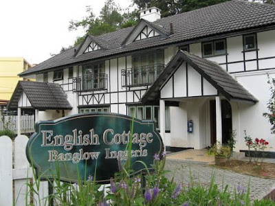 MARDI English Cottage Cameron Highland