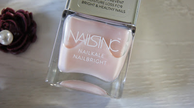 Nails Inc NailBright NailKale Knightsbridge Mews Bottle
