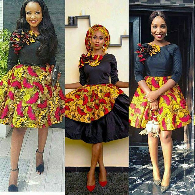 See Beautiful Ways To Rock Ankara Styles in Nigeria - Zaineey\'s Blog