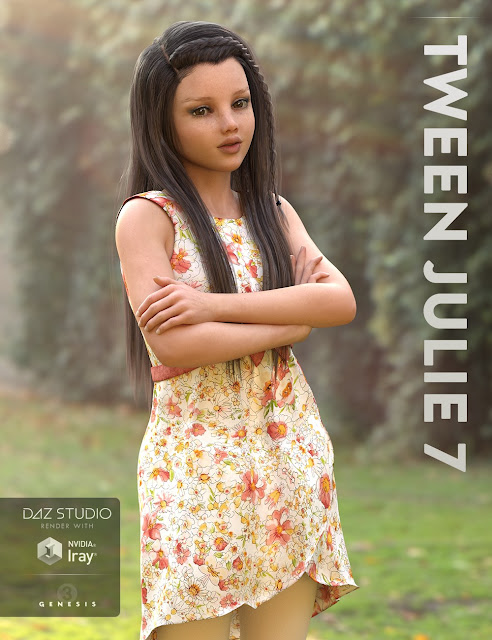 Tween Julie 7 Pro Bundle