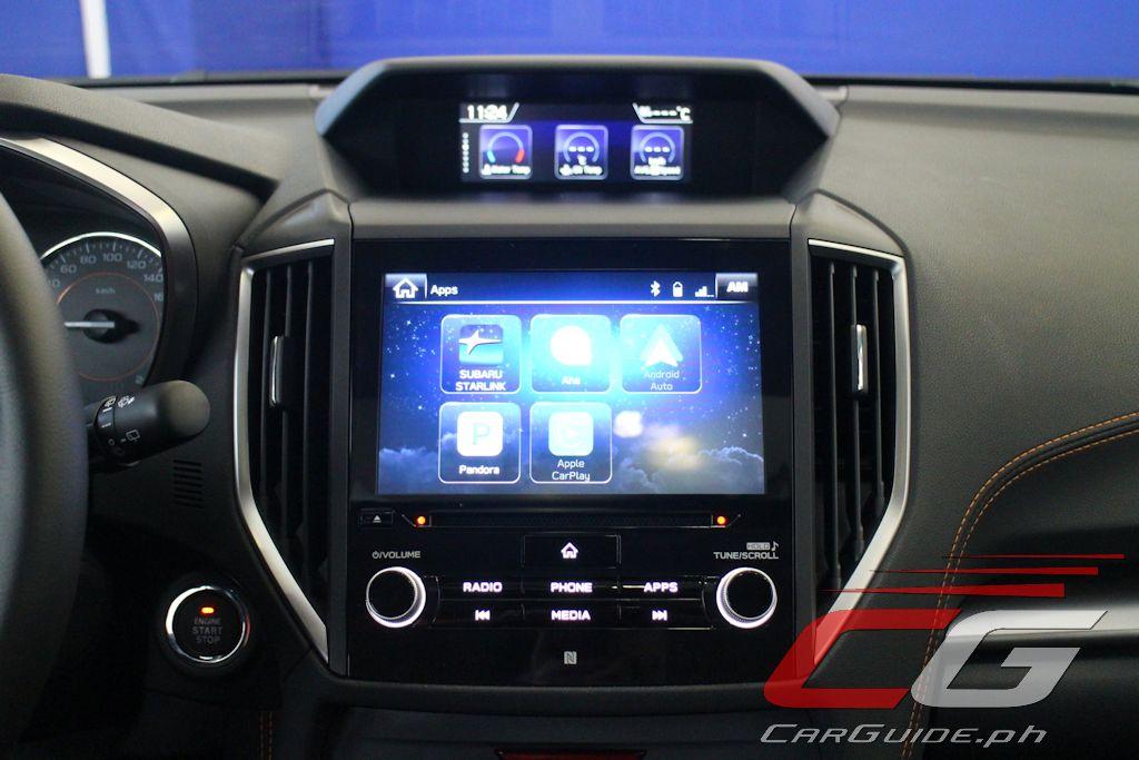 Motor Image Pilipinas Launches 2018 Subaru XV (w/ Specs