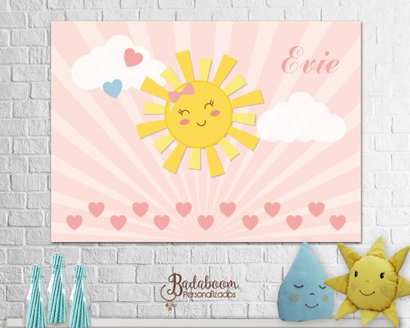 Sunshine, Sol, painel, arte digital, festa infantil, painel festa infantil, painel sunshine, arte para imprimir, personalizados, arte personalizada