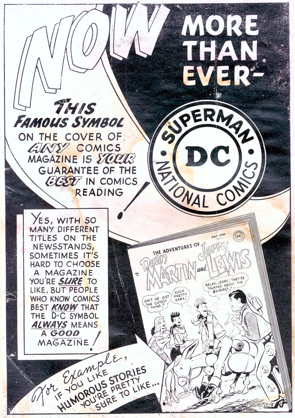 Read online Detective Comics (1937) comic -  Issue #196 - 2