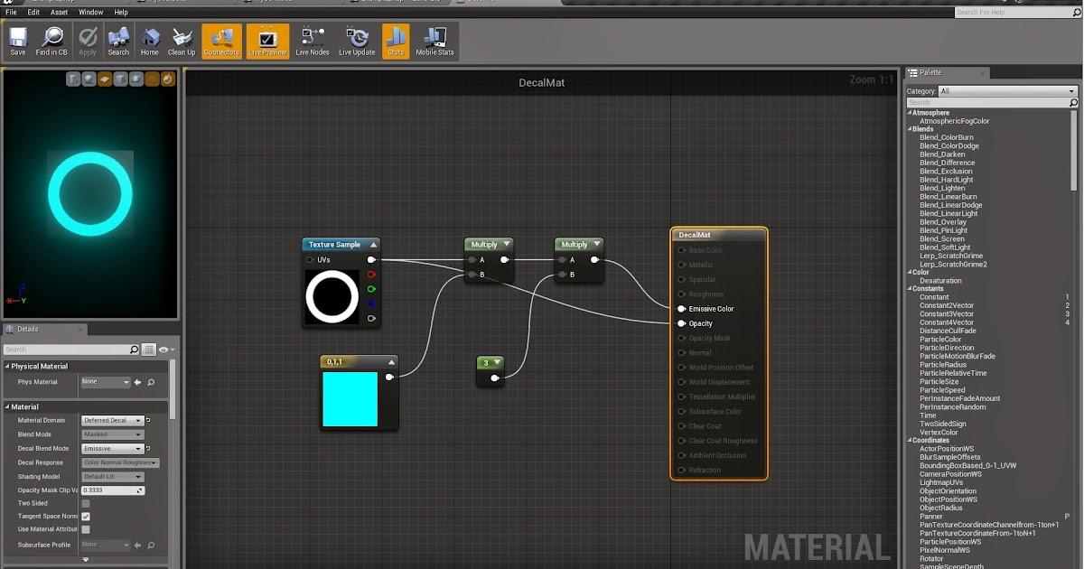 Unreal Possibilities: Unreal Engine 4 Tutorial #3: Unit