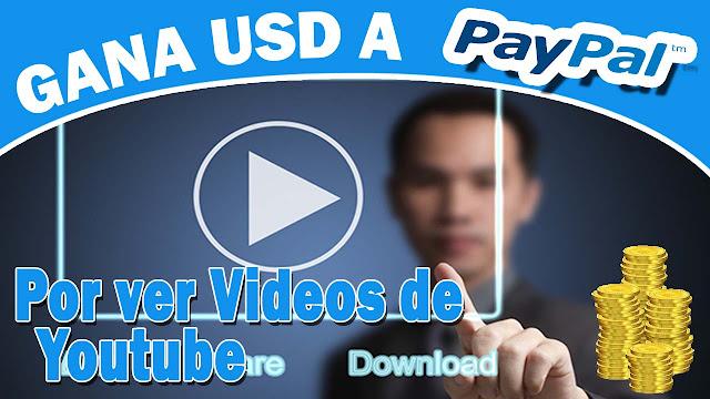 Gana dinero viendo vídeos cada 10 minutos
