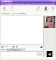 Gambar Chat Yahoo Messenger Tidak Tampil