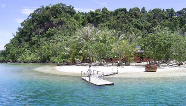 Menjelajahi Keindahan Pulau Mursala Di Tapanuli Tengah