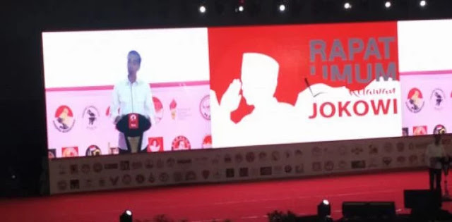 Pidato Provokatif, Guntur Siregar: Mana Nawacita Jokowi
