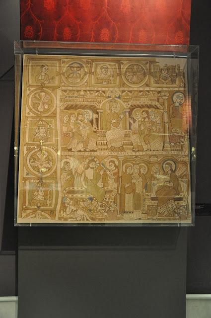 średniowieczna makata