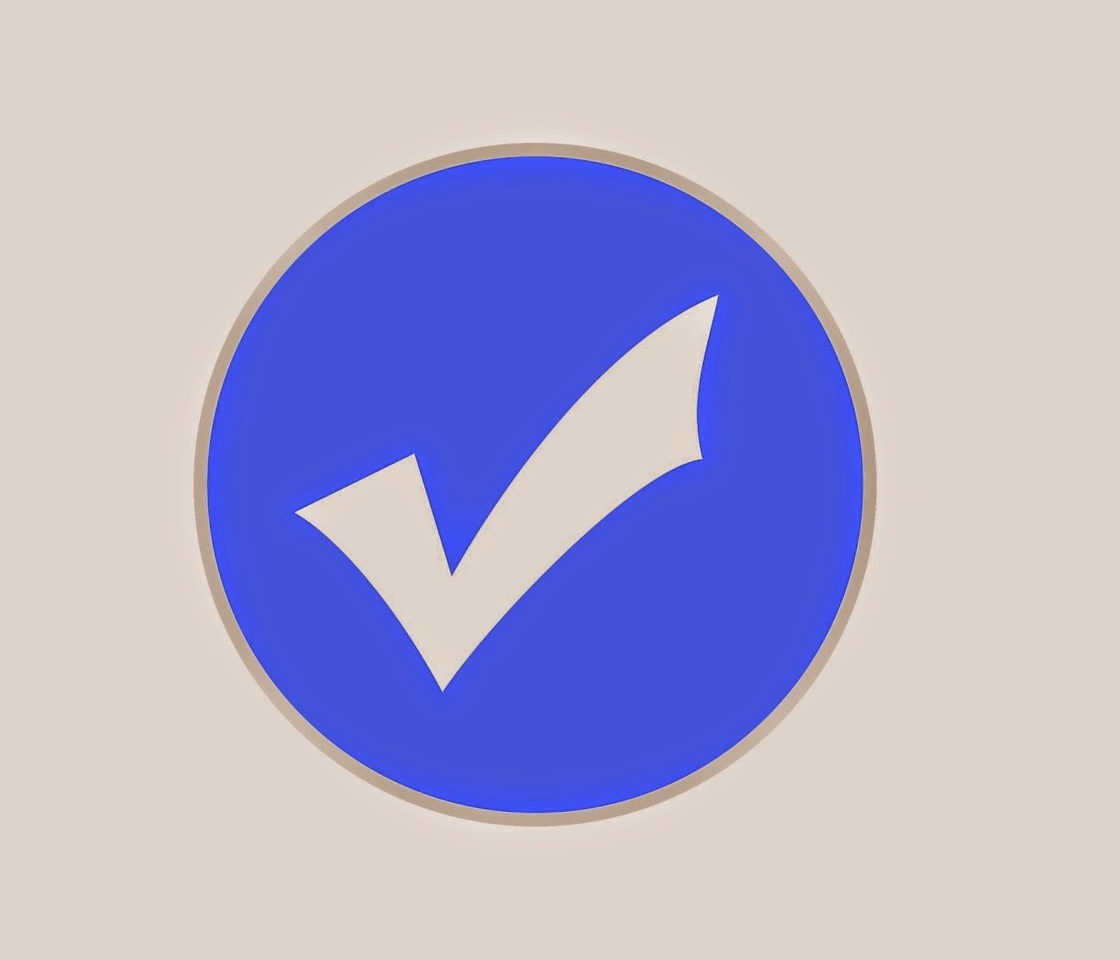 أحصل على الشارة الزرقاء لصفحتك على فيس بوك