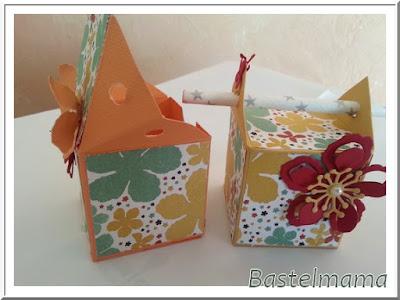 Box, Verpackung, Botanical Blooms