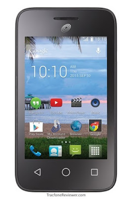 Review of the Alcatel Onetouch Pixi Glitz from Tracfone Alcatel Onetouch Pixi Glitz Review - Tracfone Android