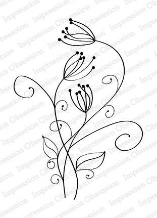 Swirly Vine - L17103