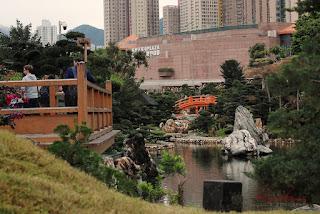 Nan Lian Garden : Taman KLasik Nan Cantik di Hong Kong Ala Dinasti Tang