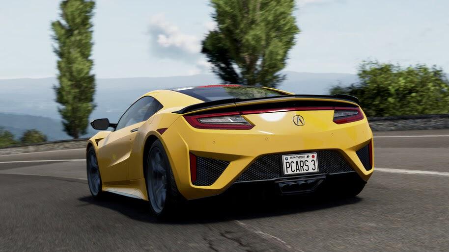 Project CARS 3, Sports Car, 4K, #7.2417