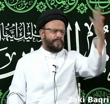 Mohammad Baqri (a.k.a. Zaki Baqri)