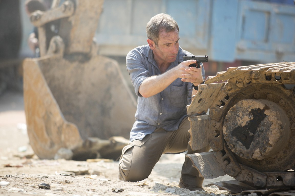 Strike Back - Season 4