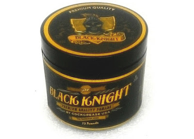 Cockgrease Black Knight Pomade