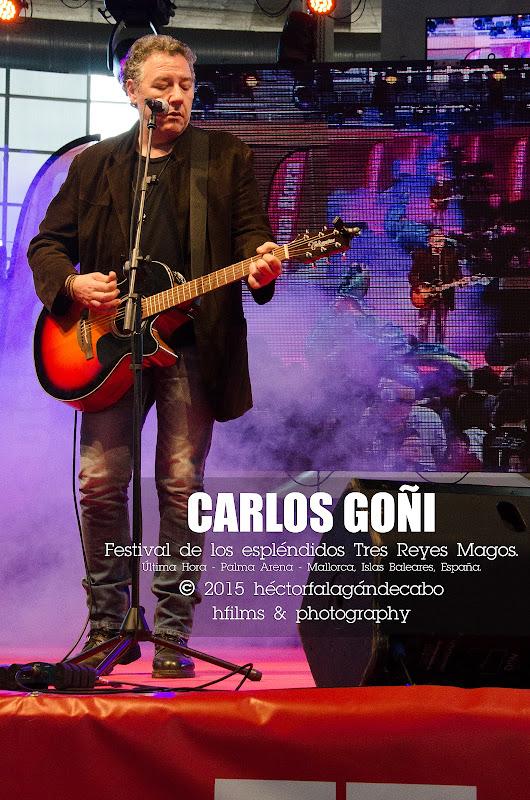 Carlos Goñi - Festival de los espléndidos Tres Reyes Magos. Fotografías por: Héctor Falagán De Cabo / hfilms & photography.