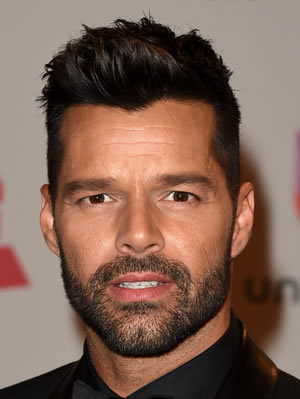 Is Ricky Martin really Gay-The Article