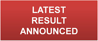 Latest Results Announced