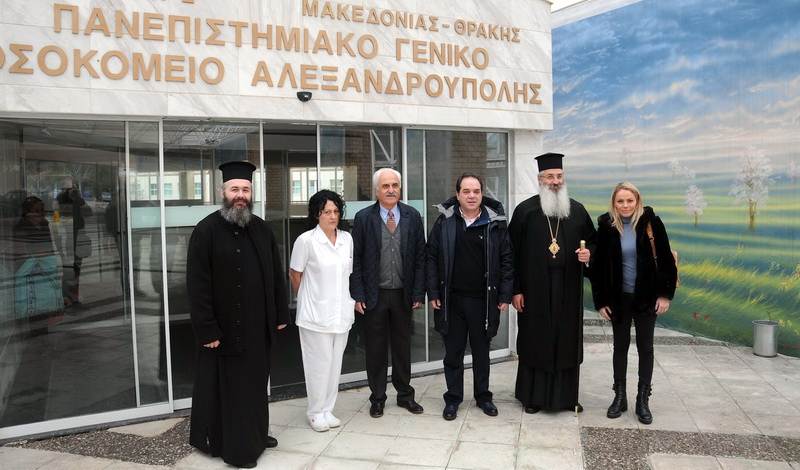 Κοινές δράσεις Αρχιεπισκοπής Αθηνών και Μητρόπολης Αλεξανδρούπολης