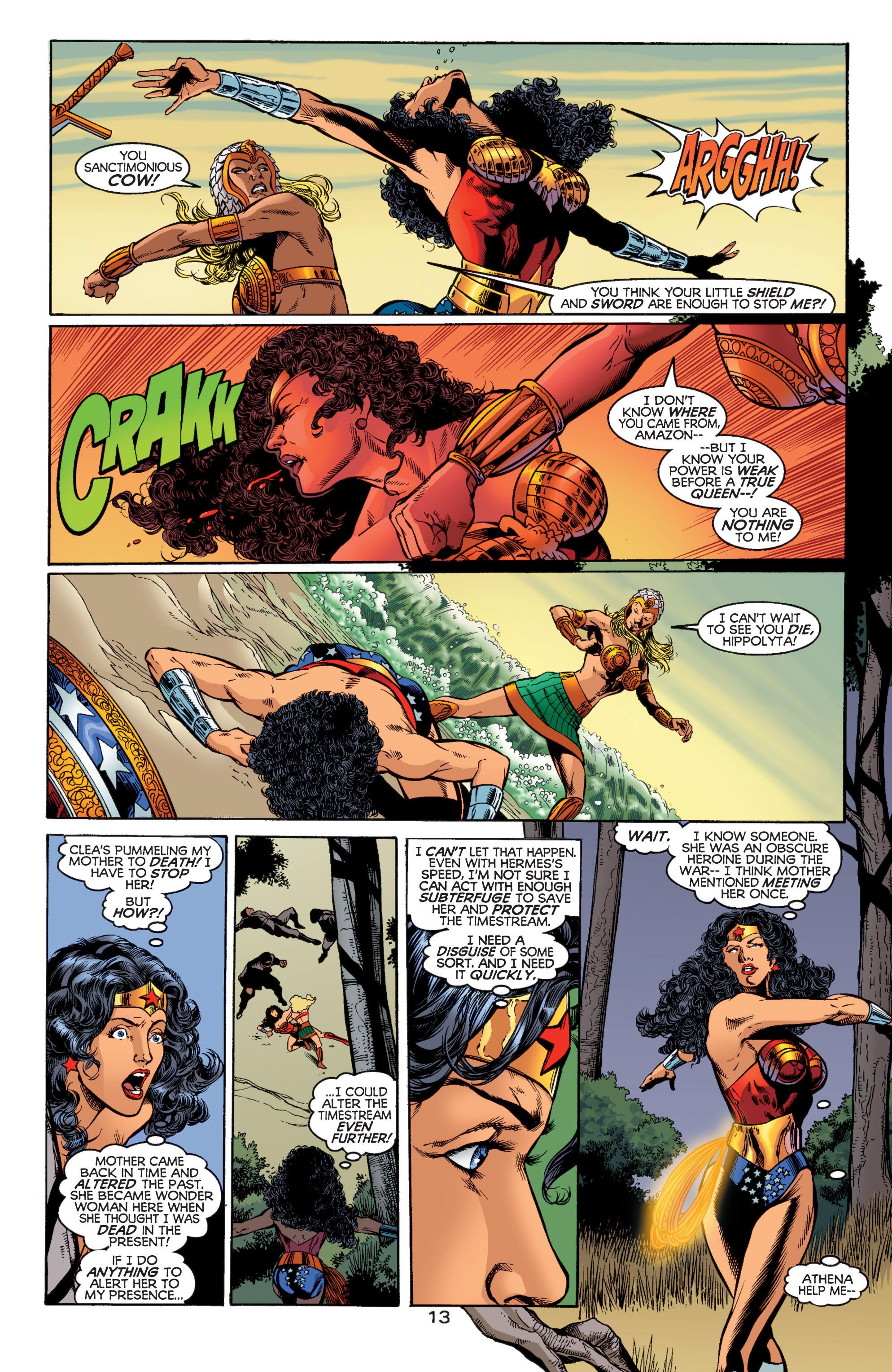 Read online Wonder Woman (1987) comic -  Issue #184 - 13