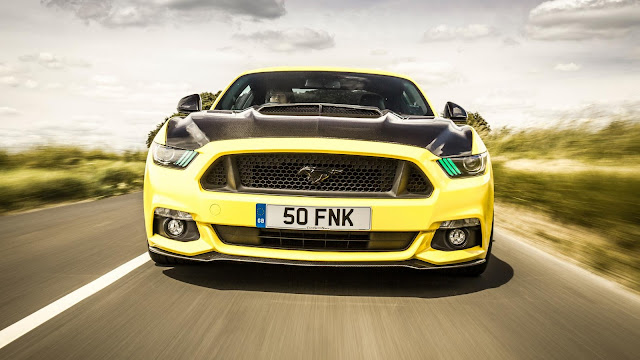 2016 Ford Mustang Sutton CS700