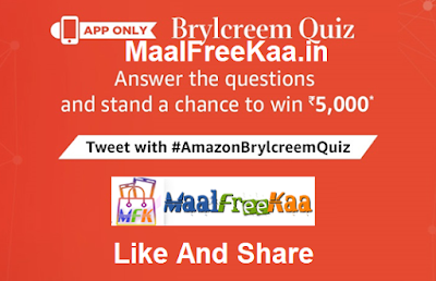 Free Brylcreem Product