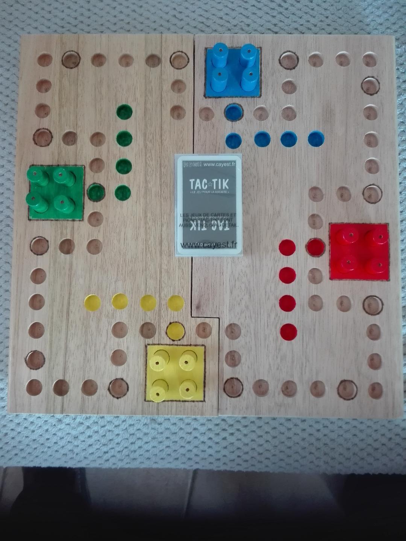 Comment Fabriquer Le Jeu Tac Tik En Bois : comment, fabriquer, ATELIER, BAMBINOS:, JOUETS