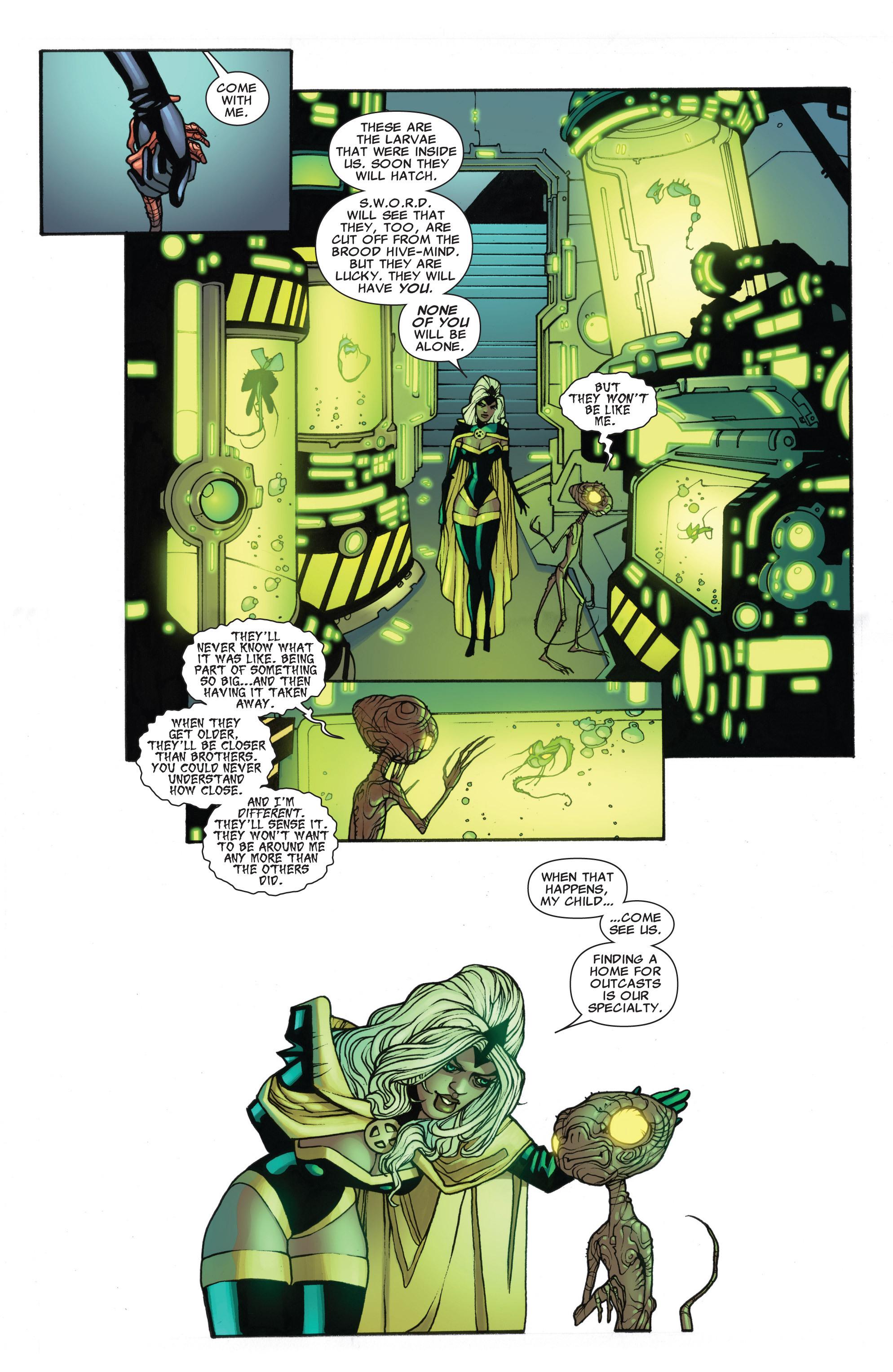 Read online Astonishing X-Men (2004) comic -  Issue #42 - 20