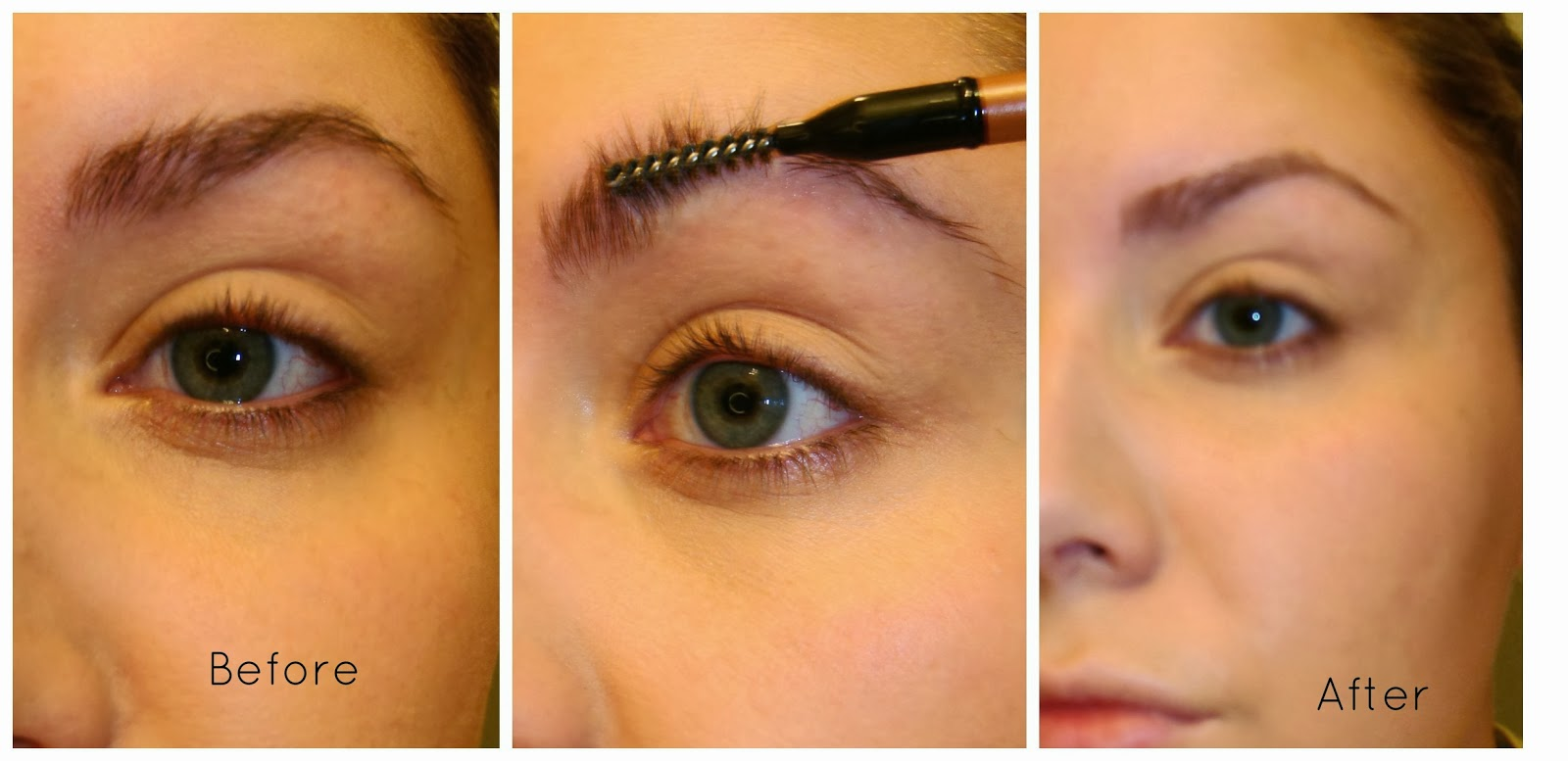 life and beauty: How To Trim Your Eyebrows (The Easy Way)