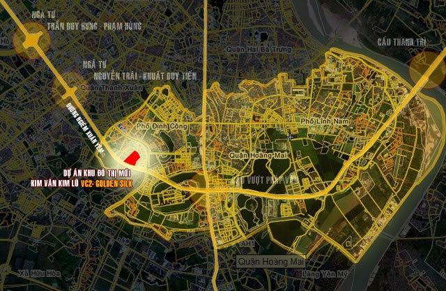 vị trí chung cư vc2 golden heart
