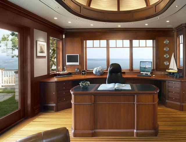 best buy custom wood home office desks in Canada for sale