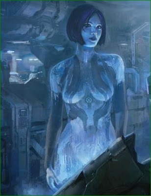cortana halo 4 concept art