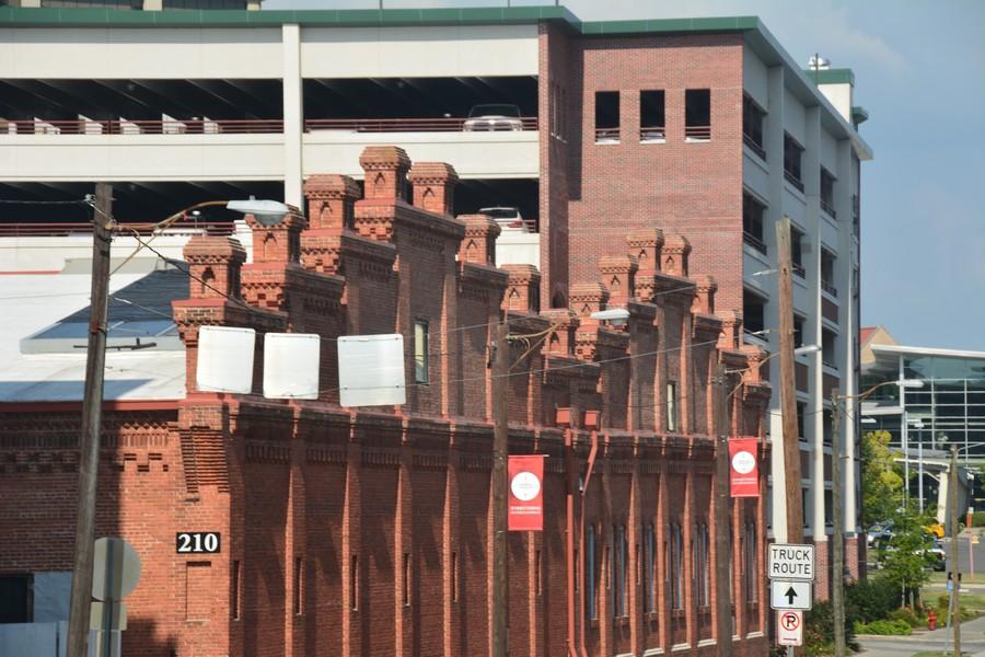 anciennes usines de tabac Durham