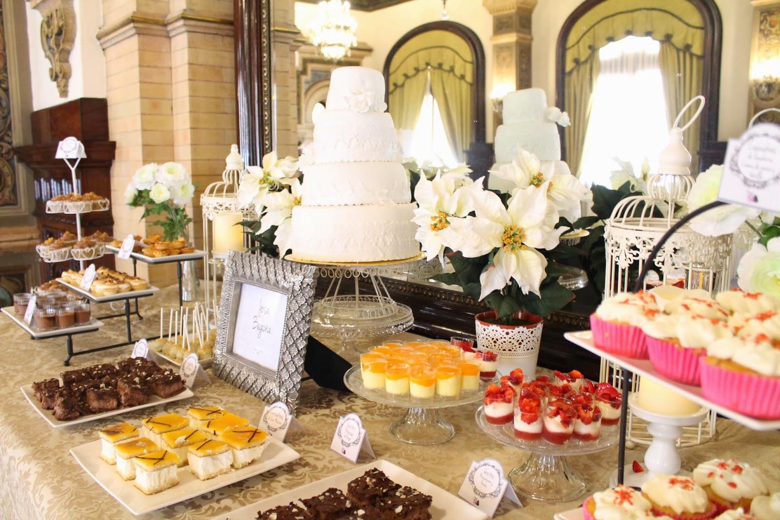 Tendencias candy buffet o buffet de dulces mesas dulces en bodas y eventos consejos tiles - Apartamentos los angeles sevilla ...