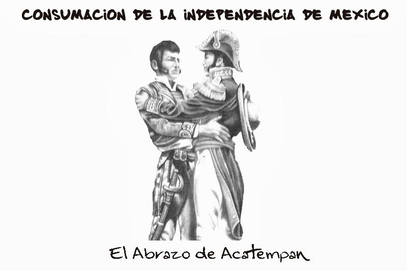 Zona de la Cultura: Consumación de la Independencia mexicana