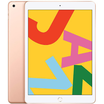 Apple iPad 10.2 (2019) 32 GB oro