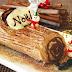 Bánh khúc cây noel cực đẹp