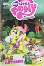 My Little Pony Library Edition #4 Comic