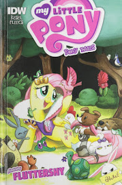 MLP Library Edition #4 Comic