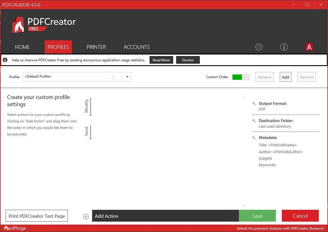 PDFCreator 4.0.0