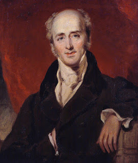 Lord Grey by Sir Thomas Lawrence