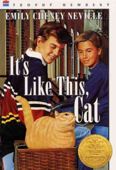 Like This Pin See More On My Pinterest Sha Kyra: A Year (or More) Of Newbery: It's Like This, Cat (1964