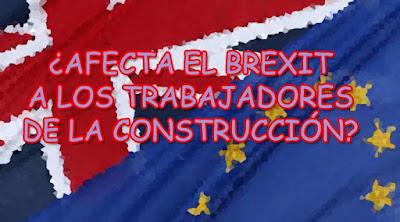 brexit trabajo construccion