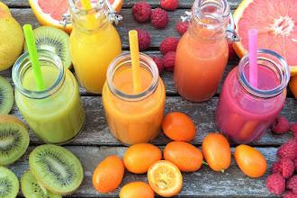 Cele mai bune retete de smoothie cu fructe, legume si superalimente